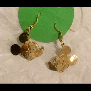 🎩Vintage Official DISNEY Mickey Mouse Earrings
